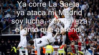 vuclip Hala Madrid y Nada Mas - Lyrics