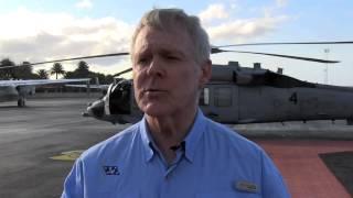 Secretary of the Navy discusses the U.S. Navy