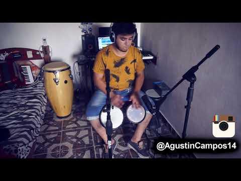 Natalie Perez - Algo Tiene (Karaoke tocado en vivo por Agustín Campos)