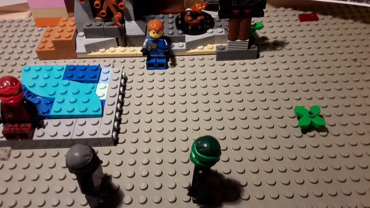 LEGO Ninjago - Rise of the Vermillion (Lego Ninjago Music ...