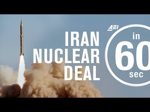 Iran nuclear deal: Has Iran honored the terms of the nuke deal?...in 60 Seconds