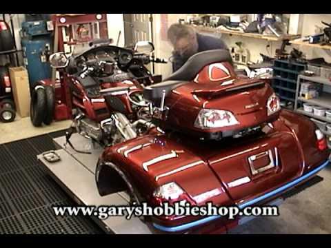 Building A Honda Gold Wing Trike - Goldwing