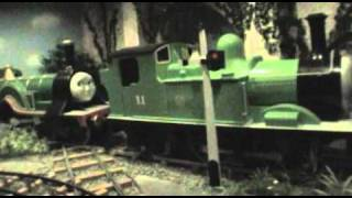 Thomas the Tank Engine Dark Ride Attraction POV Fuji-Q Japan