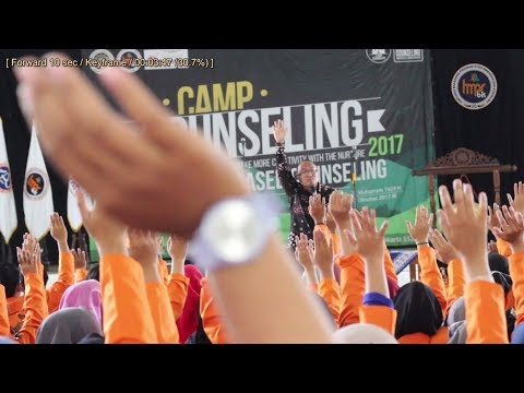 Camp Counseling & Advanture Based Counseling UAD 2017