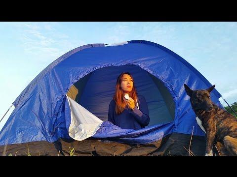 Solo Camping Trip : Mt. Naupa