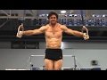 RE: WHY ARE GYMNASTS SO FRIGGIN' JACKED?!
