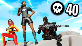 INSANE 40 Kill Arena Game! (with Emad & OWL) #BrainHP   Bugha