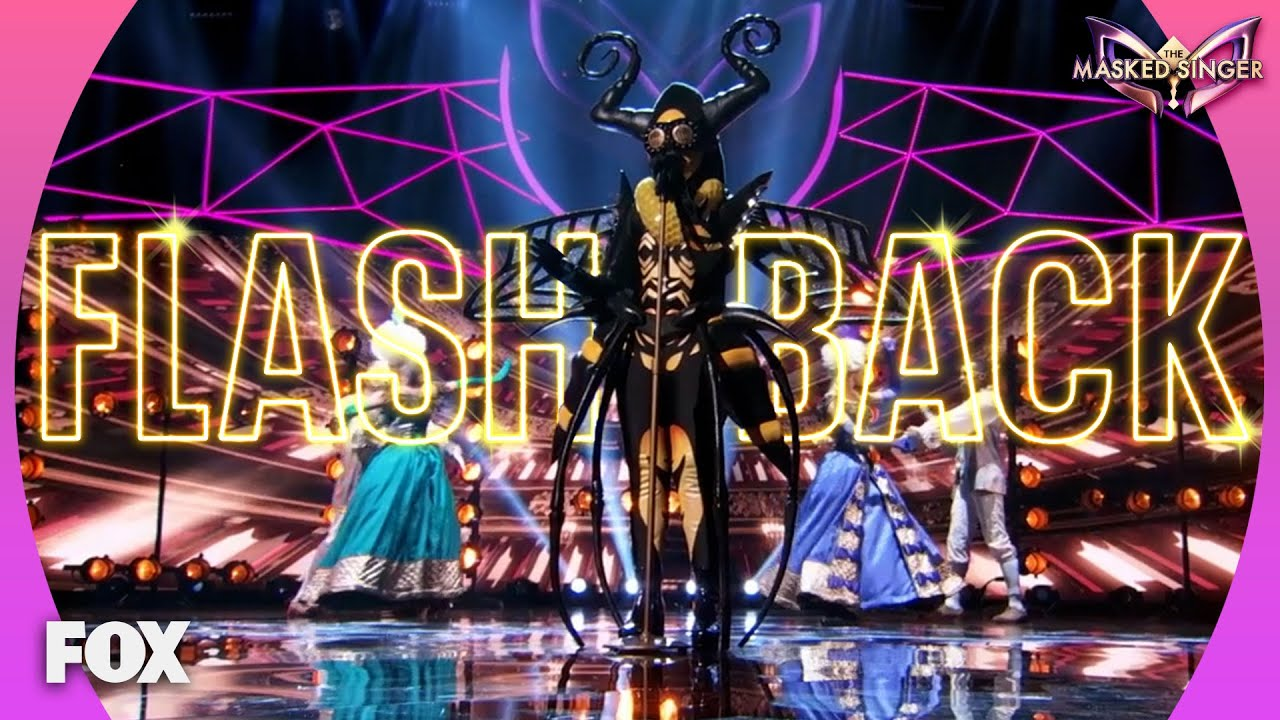 """The Bee Performs """"Wrecking Ball"""" 