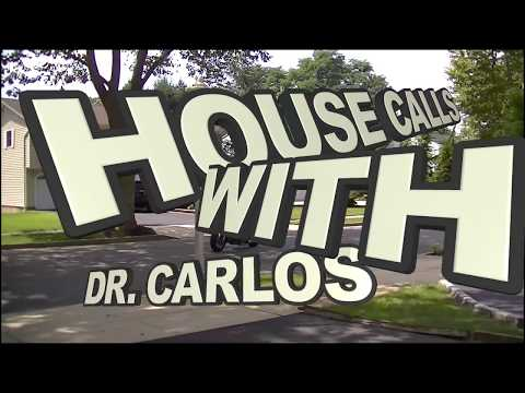 House Calls With Dr. Carlos Premier Episode with Gary Jacobs From New York