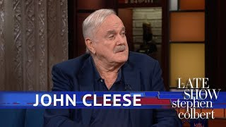 John Cleese Says Trump Reminds Him Of A Pro Wrestler