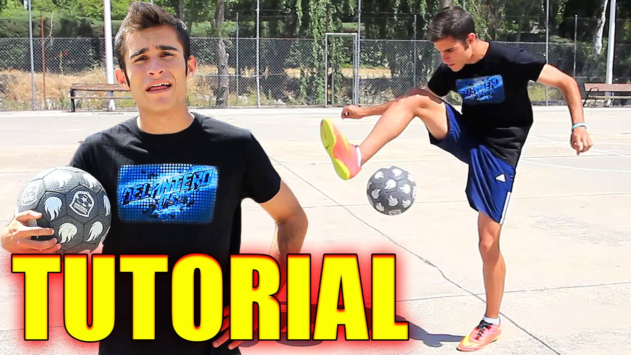 La Vuelta Al Mundo Tutorial Around The World Trucos De Fútbol Freestyle Y Futsal Skills