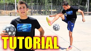 La Vuelta al Mundo Tutorial (Around The World) - Trucos de Fútbol, Freestyle y Futsal Skills