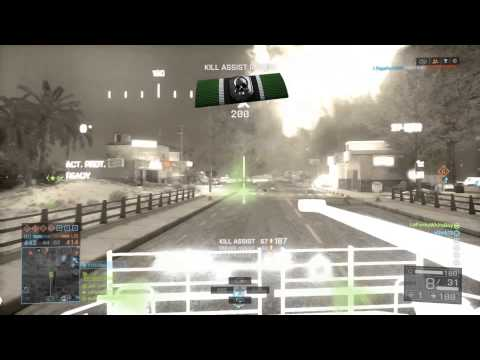 Battlefield 4: BTR-90 Gameplay (Gulf of Oman)