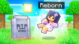 Aphmau DIED and was REBORN In Minecraft!