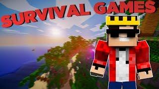 JEG ER NAKEN! Survival games - Norsk Minecraft