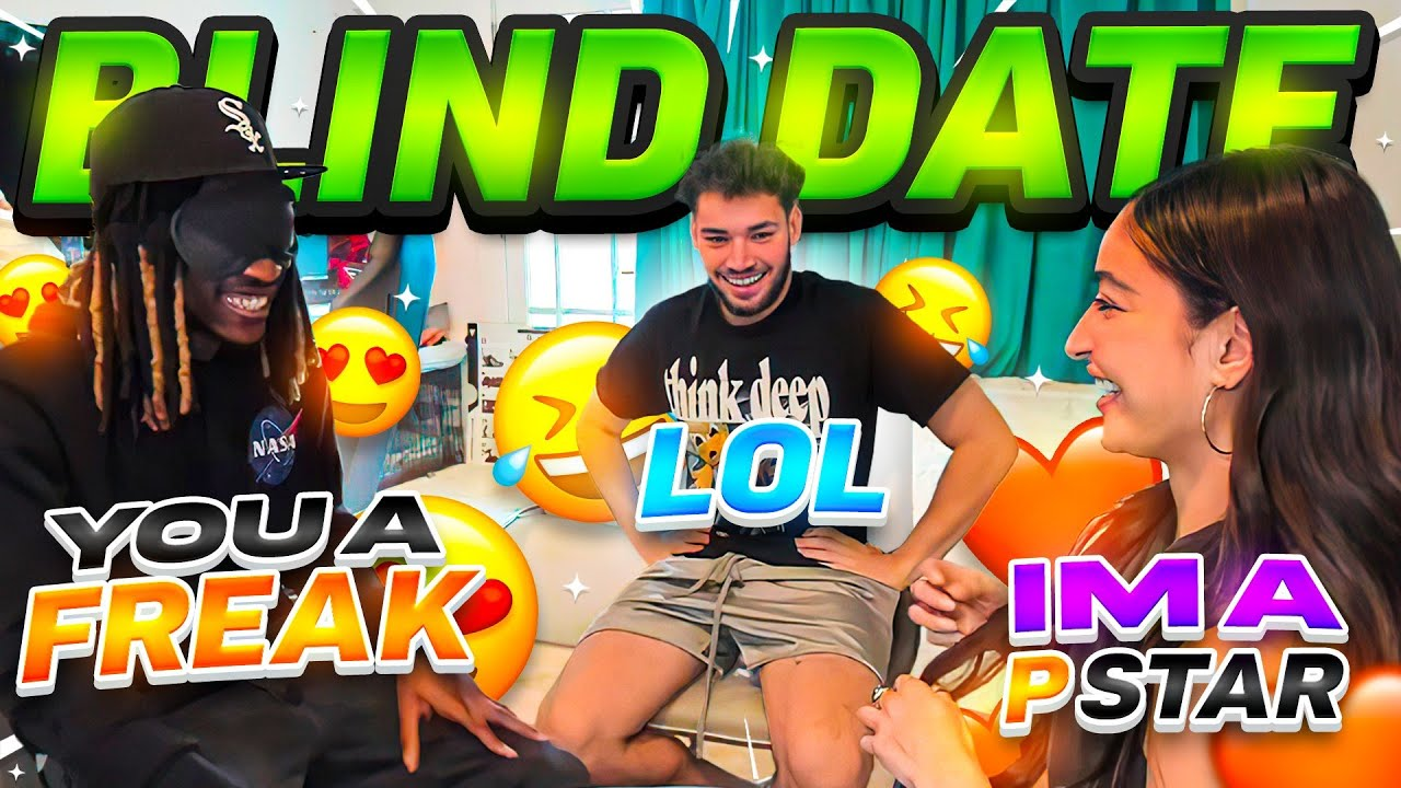 Download Adin puts Prime & Emily Willis On a Blind Date... *GETS FREAKY*