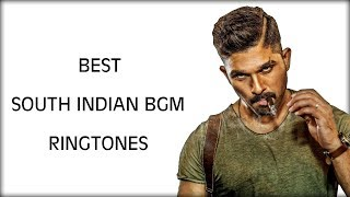 Top 5 South Indian BGM Ringtones |Download Now| S2