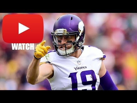 Adam Thielen Mid-season Highlights (HD)
