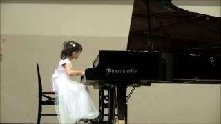 2016.11.25 /次女10歳 ピアノ発表会.