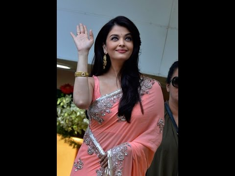 Ashwarya Rai Beautiful Dresses Collection