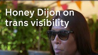 Honey Dijon on trans visibility