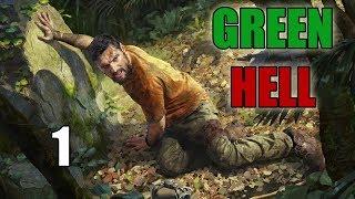 Прохождение Green Hell - 1 - Лучше чем The Forest ?