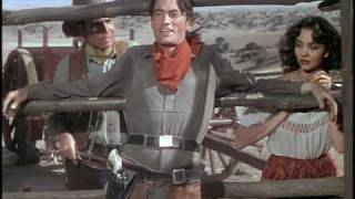 Gregory Peck - Dual in the Sun (1946) - 4 Taming the Stallion & Rendezvous at the sump