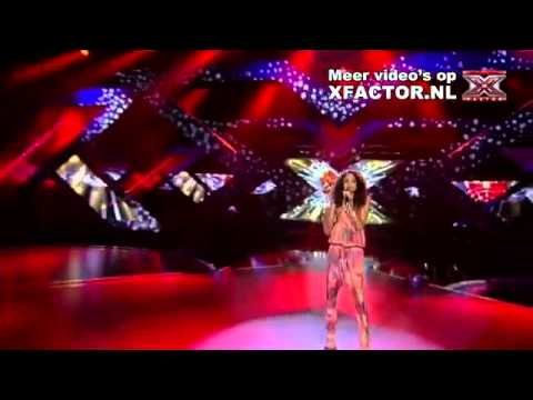 The X Factor 2011 - Liveshow 1 - Tania: Grenade