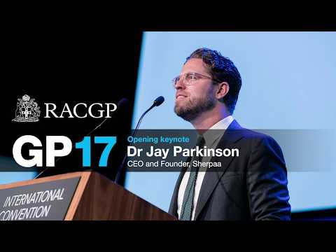 Opening keynote - Dr Jay Parkinson - YouTube