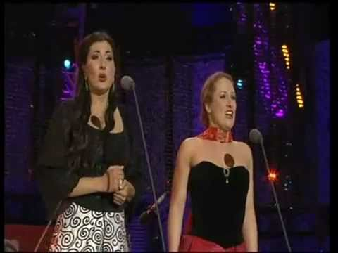Delibes - Lakme Flower Duet - Nadia Krasteva & Diana Damrau