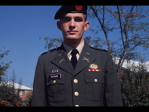 1st Lieutenant David Fetters - Holland Vietnam Veteran Stories - Episode I