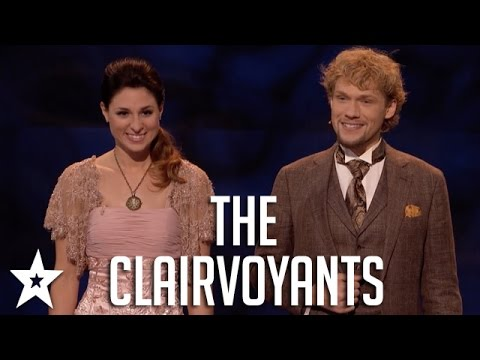 Thumbnail: The Clairvoyants Auditions & Performances | America's Got Talent 2016 Finalist
