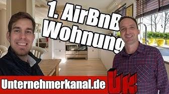 Bei AirbnB vermieten? Unsere erste Wohnung für AirBnB Arbitrage!