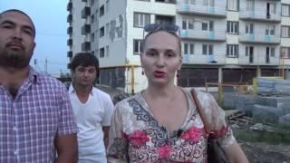 На ставропольском ЖСК 'Победа' повесили баннер 'Памятник от обманутых дольщиков'