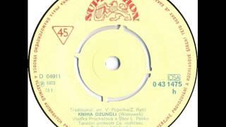Vlaďka Prachařová - Kniha džunglí [1973 Vinyl Records 45rpm]