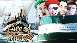 GONIĄ NAS JACYŚ TYPIARZE!   Sea Of Thieves [#9] (W: Dobrodziej, Plaga, Kubson)
