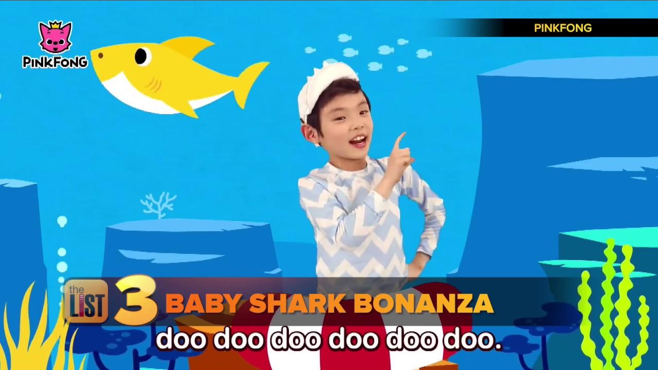 Baby's Shark's Netflix Series: This Plus More Trending ...