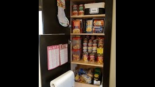 Organizing Tip of the Day - Perfect Pantry