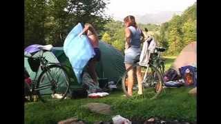 В незалежных Карпатах(Группа Московских велотуристов совершила поход по Украинским Карпатам в 2007 году., 2012-03-27T09:55:03.000Z)