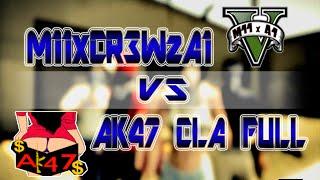 gta v m11xcr3wza1  vs  ak47 mods full exposedvideo