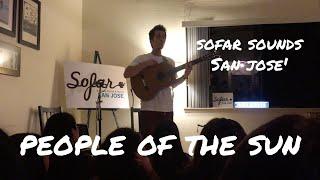 "Roaman - ""People of the Sun"" | LIVE @ Sofar Sounds San Jose"