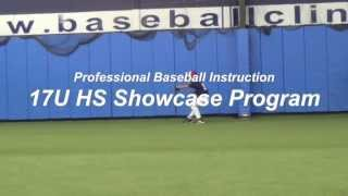 PBI 17U High School Showcase Program Summer 2013