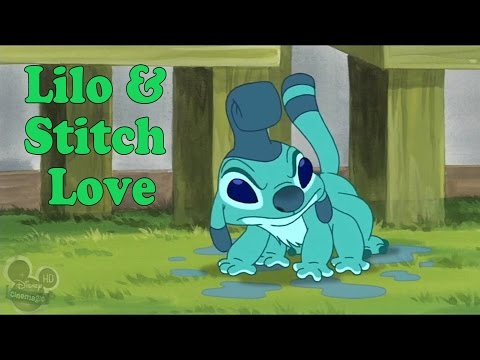 Lilo and Stitch Love: Yaarp