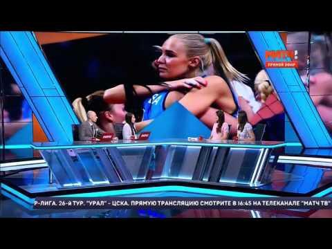 DMITRY KLOKOV - МАТЧ ТВ / программа Все на Матч