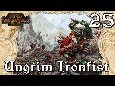 Total War: Warhammer 2- Ungrim Ironfist- ''The Siege of Quatar' [25]