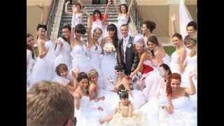 Парад невест - 2011 (г. Пинск)