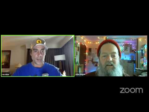 John Hogue, Discussing Prophecy, Nostradamus & World Changing Events