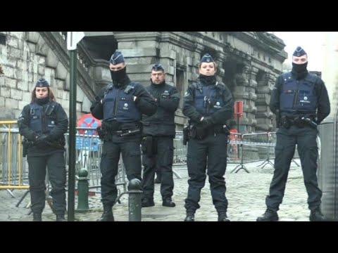 Trial of Paris attacks suspect Salah Abdeslam opens in Brussels