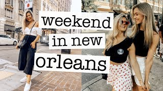 weekend in my life: new orleans + LSU vs. UGA game day