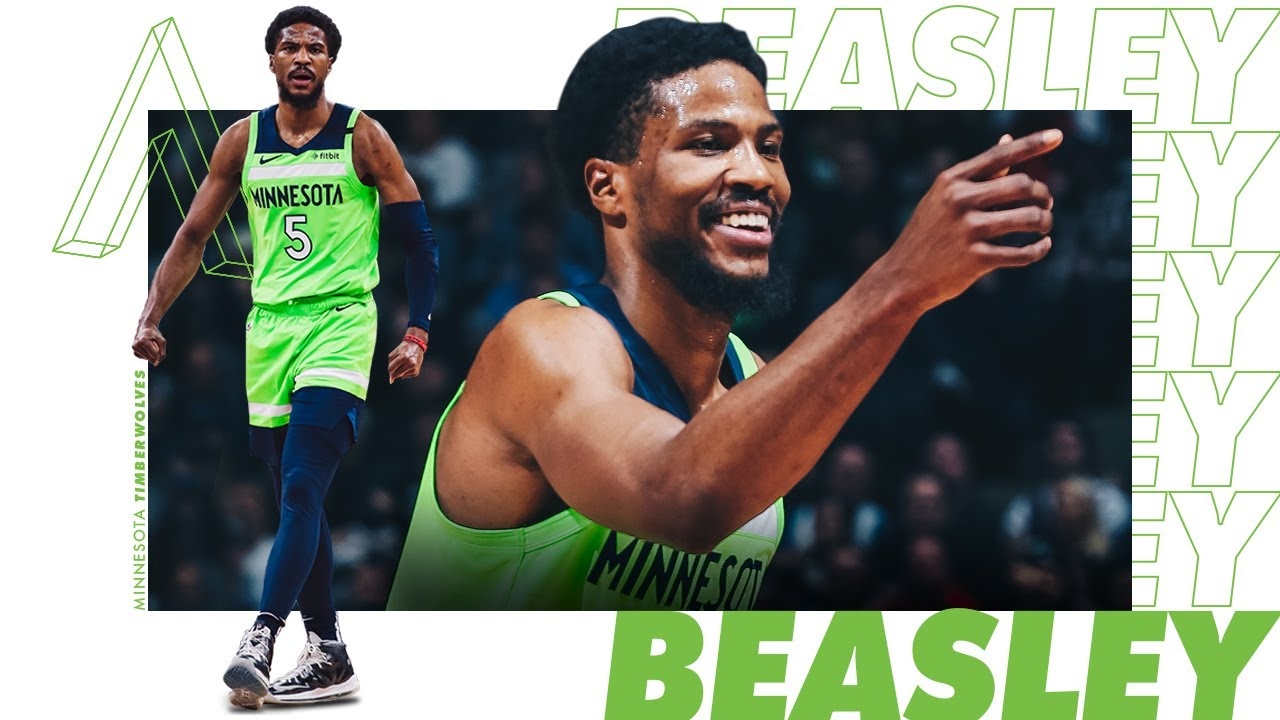 With new contract signed, Wolves guard Malik Beasley declines to ...